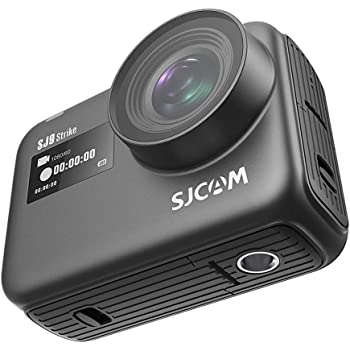 "SJCAM SJ9 Strike 12 MP 4K60fps 2.33"" UHD IPS Touch Screen Action Camera 