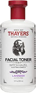 Thayers Alcohol-Free Lavender Witch Hazel Toner with Aloe Vera, 12 Fl. OZ (Pack of 1)
