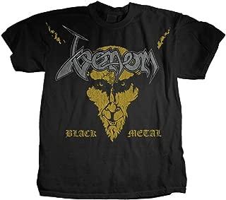 Black Metal Shirt