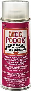 Mod Podge Acrylic Sealer (11-Ounce), 1450 Super Gloss
