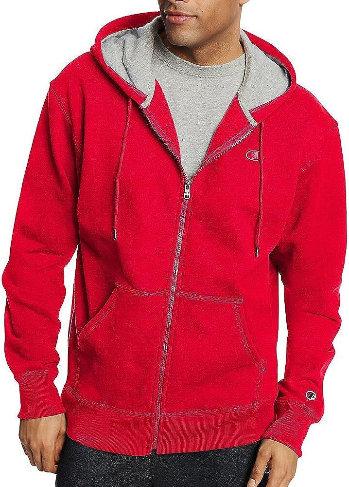 Champion Men's Powerblend Full Zip Jacket