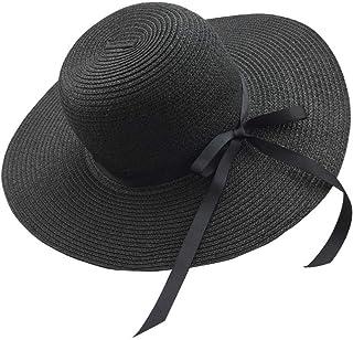 Sombreros de sol plegables con lazo grande de ala ancha para