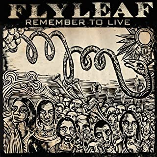 Remember To Live by Flyleaf (2010) Audio CD