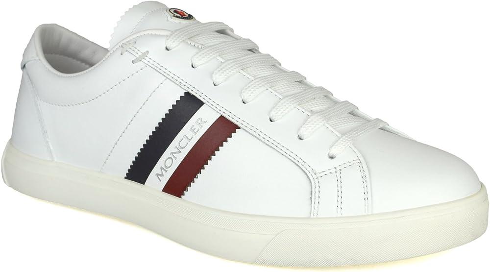 Moncler sneakers uomo in pelle n°40