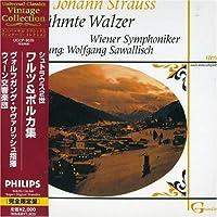 J. Strauss: Waltzes & Polkas (Mini Lp Sleeve) by Sawallisch & Vso (2007-01-13)