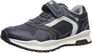 GEOX Unisex-Child Coridan Boy 5 Velcro Sneaker