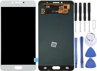 شاشة LCD ومحول رقمي أصلية من CHEN YAN مجموعة كاملة لهاتف Galaxy C7 Pro / C7010