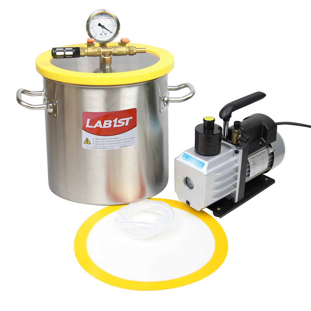 lab1st Gallon Chamber Degassing Silicone