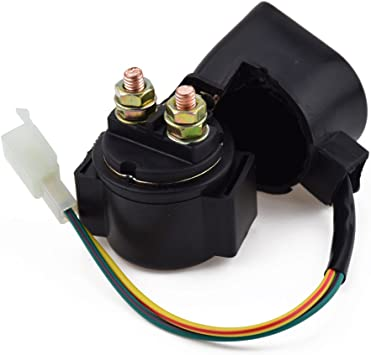 Starter Relay Solenoid Coolster 125 ATVs 3125R more