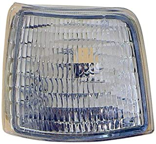 BuyRVlights Tiffin Allegro Bay 2001-2003 RV Motorhome Left (Driver) Replacement Front Corner Park Light