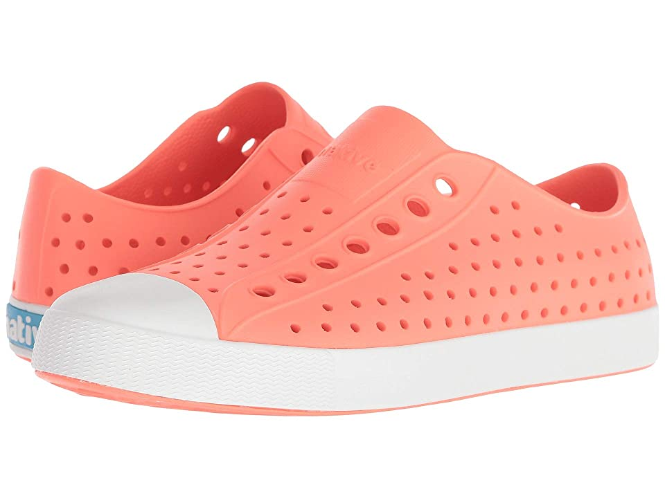 Native Shoes Jefferson (Popstar Pink/Shell White) Shoes