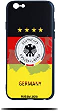 mobile cases and covers with RUSSIA 2018 WORLD CUP for APPLE IPHONE 6 &6S