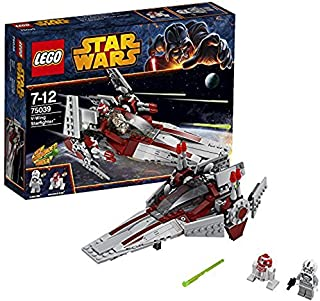 LEGO Star Wars Revenge of the Sith V-Wing Starfighter w/ 2 Minifigures | 75039