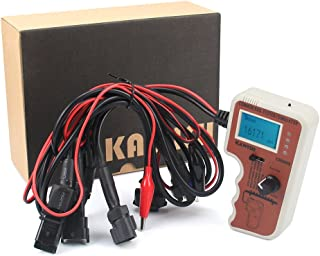 KAWISH CR508 Digital Common Rail Pressure Tester and Pump Simulator High Voltage Motor Diagnostic Tool Features More - Common Rail Pressure Tester and Simulator Sensor Test