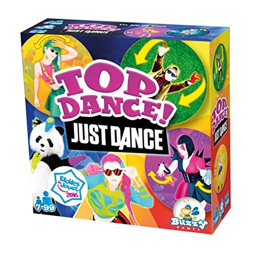 jeux danse