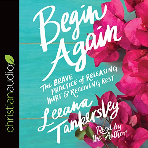 Begin Again audiobook cover art