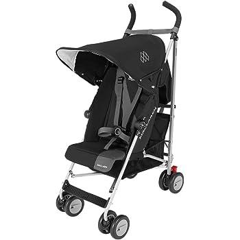 Maclaren Triumph - Silla de paseo, color negro/Charcoal: Amazon.es ...