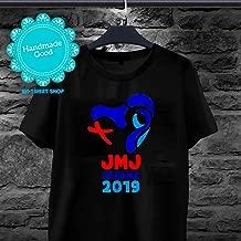 JMJ World Youth Day Panama 2019 logo T-Shirt for men and women