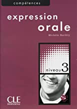 Expression orale, Niveau 3, m. Audio-CD