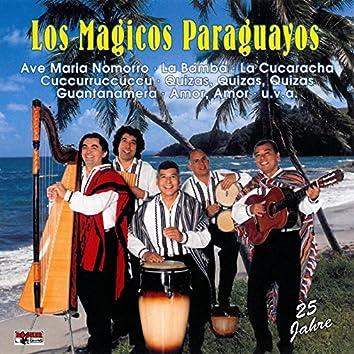 25 Jahre - Los Magicos Paraguayos