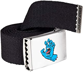 Santa Cruz Screaming Mini Hand Belt - Black