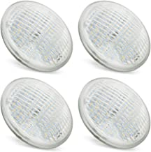 Haian PAR36 LED 12 Watt Light Bulb,LED Landscape Lighting Bulbs Low Voltage 12V Flood Light Bulbs,1200LM 90W Halogen Equivalent,3000K Warm White,Water Resistant, Beam Angle 160°,Non-dimmable (4 Pack)