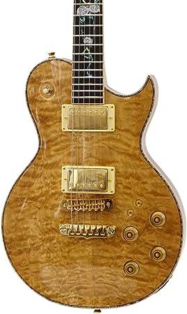 【ギグバッグ付】 Aria Pro II PE-780 N Natural エレキギター