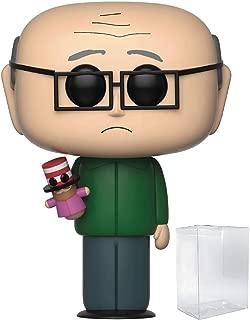 South Park - Mr. Garrison Funko Pop! Vinyl Figure (Includes Compatible Pop Box Protector Case)