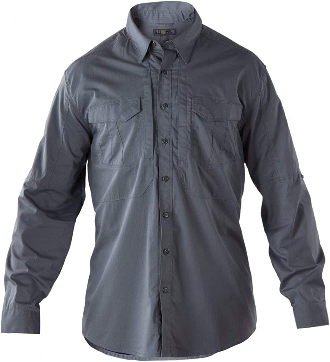 5.11 Tactical Men's Stryke Long F Ranking TOP14 Shirt Stretch Flex-Tac Sleeve At the price