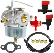 632589 Carburetor for Tecumseh 631827 632615 632208 631068A 631068B - Tecumseh h35 Carburetor (H25)