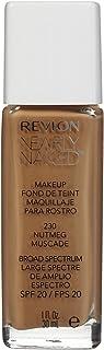 Revlon Nearly Naked Foundation 230 Nutmeg Muscade 30ml