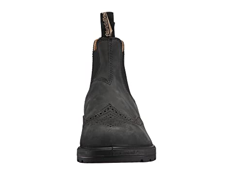 Outlet Websites Blundstone BL1472 Rustic Black Brogue Clearance Countdown Package Explore Cheap Price Buy Cheap Classic Free Shipping Popular KPgPAI