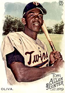 2019 Topps Allen & Ginter #116 Tony Oliva Minnesota Twins Baseball Card
