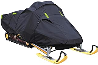 Trailerableスノーモービル雪そりマシンカバーski-doo GSX SE 4-tec 120020132014