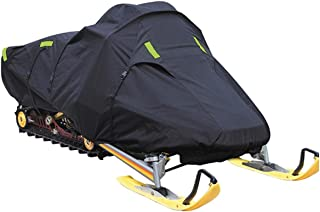 Trailerable Snowmobile Snow Machine Sled Cover fits Polaris 600 Switchback PRO-S 137 2015-2020