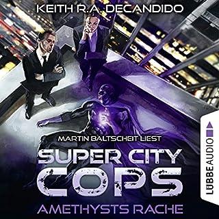 Amethysts Rache (Super City Cops 1) Titelbild