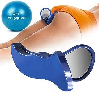 Premium Super Kegel - Pelvic Floor Muscle and Inner Thigh Exerciser, Correction Beautiful Buttocks Bladder Control Device Postpartum Rehabilitation