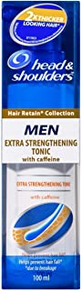 HEAD & SHOULDERS EXTRA STRENGTHENING HAIR TONIC WITH CAFFEINE