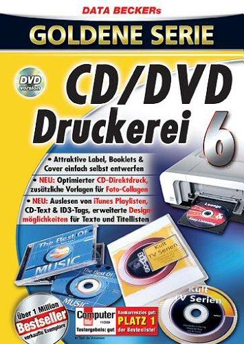 CD/DVD Druckerei 6