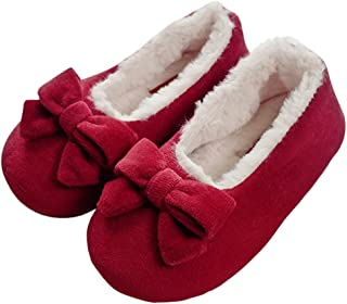 Best kids red slippers Reviews