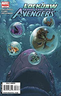 Lockjaw and the Pet Avengers #3 VF/NM ; Marvel comic book