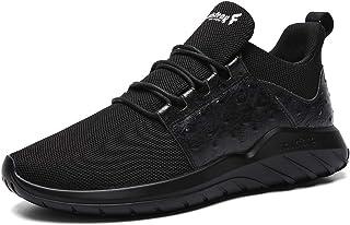 أحذية الركض النسائية من Soulsfeng خفيفة الوزن وجيدة التهوية أحذية التنس مانعة للانزلاق أحذية المشي الرياضية