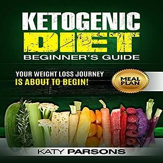 Ketogenic Diet Beginner's Guide audiobook cover art