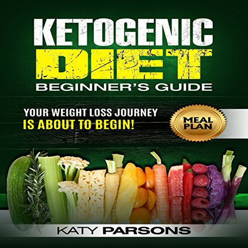 Ketogenic Diet Beginner's Guide audiobook cover art