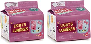 Set of 2 Num Noms Lights Mystery Packs - Series 1