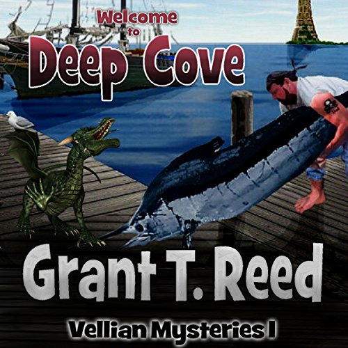 Welcome to Deep Cove audiobook cover art