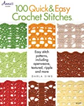 100 crochet stitches