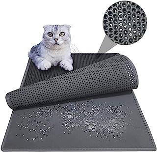 Kaxionage Cat Litter Mat