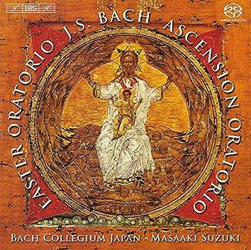 Bach, J.S.: Easter Oratorio / Ascension Oratorio
