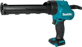 Makita GC01ZA 12V max CXT Lithium-Ion Cordless 10 oz. Caulk and Adhesive Gun, Tool Only